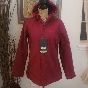 Jack Wolfskin rock valley long jacket medium